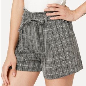 3 for $19 ❤️ Worn once ❤️ Forever 21 plaid shorts